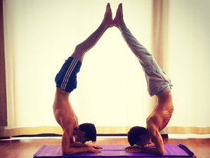 8 jours en stage de yoga intensif à Casablanca, Maroc
