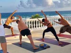 7 Days Mobility Flow Yoga Retreat with Ricardo Castro in the Mayan Riviera, Mexico June 6th-12th