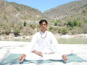 28 Days 200hr Yoga Teacher Training in Rishikesh