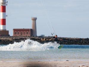 Kitesurfing & Yoga Holidays