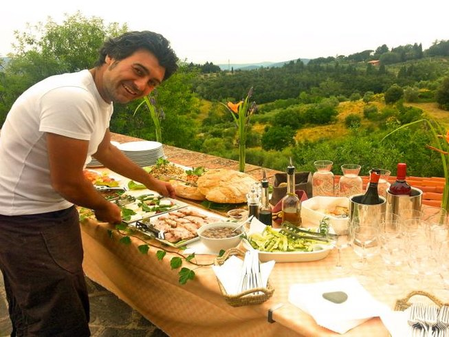 12 Days Cooking Holidays in Italy