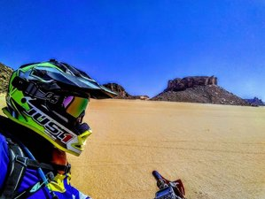 8 Day The Magic of Tadrart Acacus: Guided Enduro Motorcycle Tour in the Sahara Desert