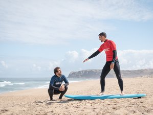 7 Days Surf Week in Ericeira