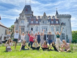 5 Day Release and Renew Yoga Retreat in Septon-Durbuy, the Ardennes