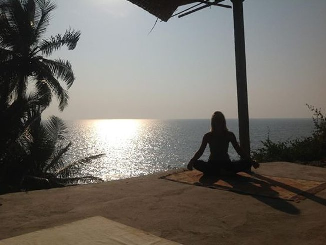7 Days Meditation and Yoga Retreat at Cola Beach, Goa