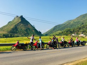 2 Days Breathtaking Cidamon Guided Motorcycle Tour in Vietnam