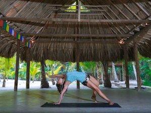 6 jours en stage de yoga réalisation personnelle dans les Caraïbes, Colombie