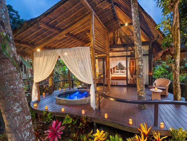 4 Days Luxurious Yoga and Rejuvenation Retreat in Bali, Indonesia
