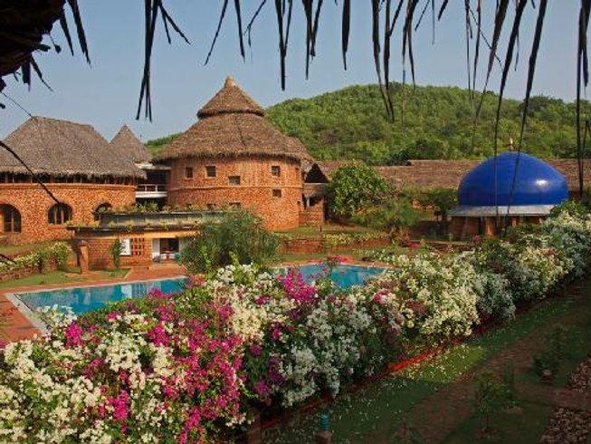 22 días retiro de yoga y meditación en Gokarna, India