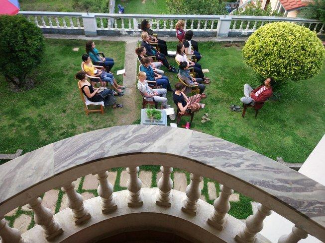 21 jours-200h de formation de professeur de yoga à Kathmandu, Népal