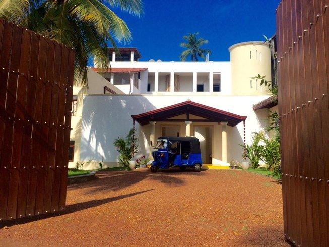 7 Tage Yoga und Ayurveda Urlaub auf Sri Lanka