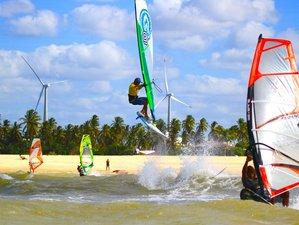 4 Day Windsurfing Camp in São Miguel do Gostoso, Rio Grande do Norte