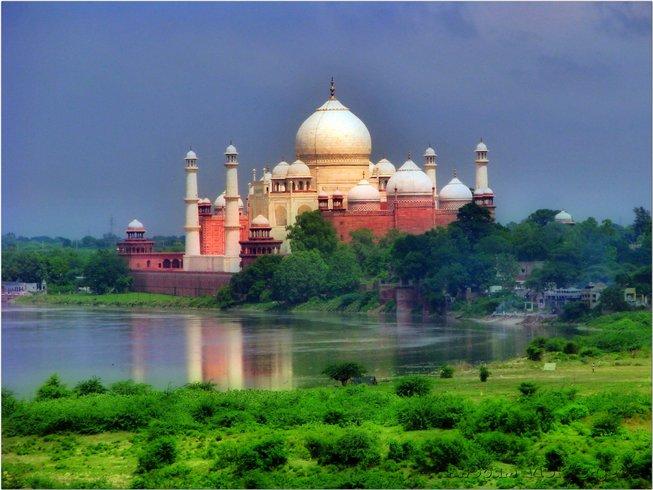 12 Tage Tiger, Taj Mahal und Yoga Tour in Indien