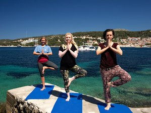 4 Days Ladies' Relaxation, Yoga and Meditation Retreat in Hvar Island, Croatia
