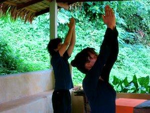4 jours de yoga, respiration et alignement à Ranong, Thaïlande