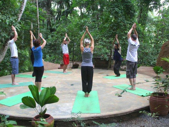 3 jours en stage de yoga et détente à Kandy, Sri Lanka