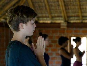 5 jours en retraite de yoga et méditation silencieuse avec Hridaya à Oaxaca, Mexique