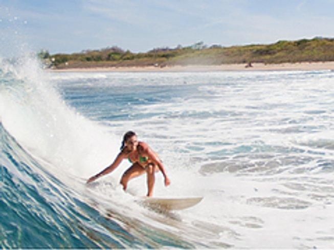 10 Days Surfari Surf Camp Costa Rica and Nicaragua