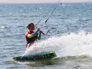 8 Day Womens Kiteboarding and Yoga Retreat in Paracas, Peru