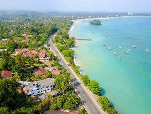 4 Days Solo Traveler Yoga Holiday in Weligama, Sri Lanka