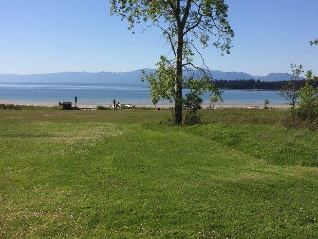 4 Tage Das Tao von Hornby Island Yoga Urlaub in Kanada