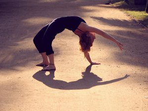 6 Day Exploration of Yoga and Clay with Théo Michel and Laura Lenhardt in Saint-Esteben
