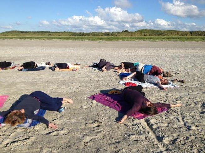 5-Daagse Rustgevende Yoga Vakantie op Schiermonnikoog, Nederland
