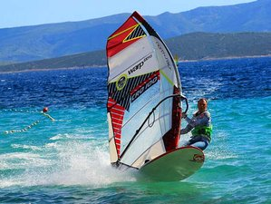 5 Day Beginner Wind Surf Camp in Bol, Brac Island