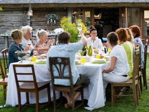 3 Days Relaxing Cookery Holidays in Muhu, Estonia