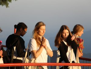 7 Day Relaxing Yoga and Meditation Retreat in Rishikesh