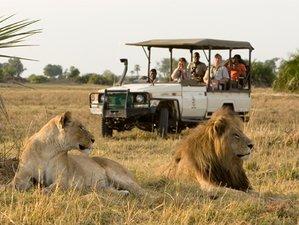 3 Days Kruger Park Tent Safari in South Africa