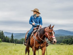 7 Days Summer Ranch Vacation in Idaho, USA