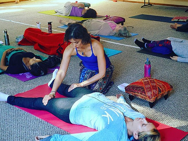 3 Days Yoga Retreat California with Reiki