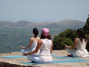 8 Days Yoga and Meditation Retreat in Lykos, Chania, Greece