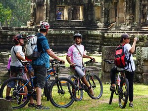 5 Days Temple Trails Cycling Holiday in Angkor, Cambodia