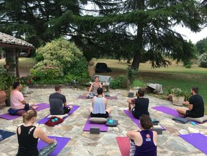 10 Day Awaken Your Inner Healer Wellness and Yoga Retreat: Elemental Immersion in Nepi, Lazio