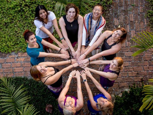 8-Daagse Ontwaak de Chakra's Meditatie en Yoga Retraite in Chiang Mai, Thailand