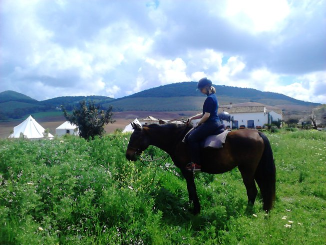 8 Days Yoga and Horse Riding Maxi Retreat in Spain