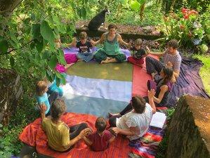 6 Days 95-Hour Kids Yoga Teacher Training at Surya Beach Resort in Palawan, Philippines
