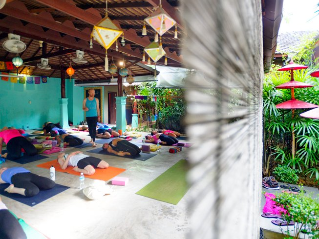 28 Days 200-Hour Yoga Teacher Training in Koh Samui, Thailand