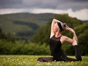 6 Days Restore, Re-wild, Renew Yoga Retreat in Scotland, UK