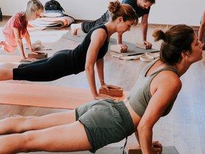 6 jours en vacances yoga revitalisantes : aventure, art et méditation, Alpes-de-Haute-Provence