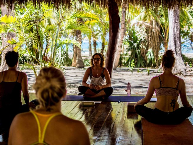 28 Days 200-Hour Progressive Yoga Teacher Training in Puntarenas, Costa Rica
