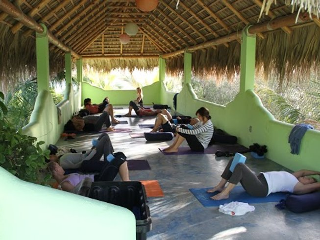 7 Days Body Soul Movement & Yoga Healing in Mexico