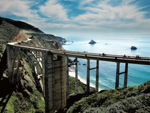 5 Day Highway 1 California Coastal Adventure Guided Motorcycle Tour in USA