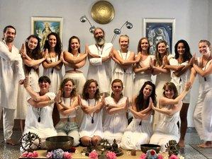 22 Day 200 Hour Yoga Intensive Hatha & Vinyasa Yoga Teacher Training in Tenerife