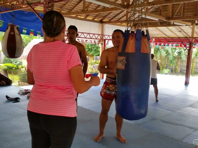 3 Months Weight Loss and Martial Arts Training in Thailand