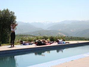 4 Day Wellbeing Yoga Holiday in El-Koura