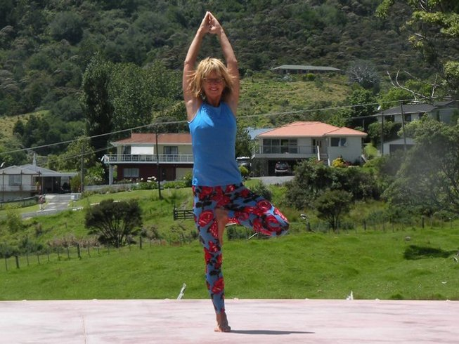 4 Days Optimal Health Yoga Retreat in Whangarei Heads, New Zealand