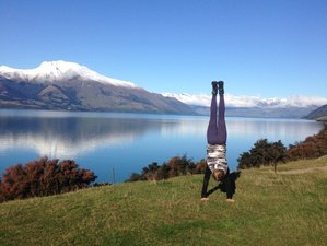 4 Tage Winter Yoga Retreat in Queenstown, Neuseeland